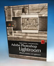 Adobe Photoshop Lightroom Effizient arbeiten mit Lightroom Buch Book - (9615)