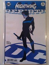 NIGHTWING REBIRTH #1 BABS TARR VARIANT COVER TIM SEELEY NM 1ST PRINTING DC 2016
