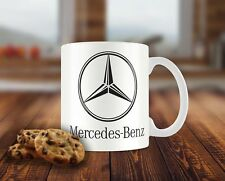 Mercedes Benz 2 CAR Coffee/TEA MUG Kaffeetassen Becher Xmas Geschenk