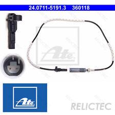 Rear ABS Wheel Speed Sensor BMW:E90,E93,E91,E92,E82,E88,E87,E81,3,1 34526785022