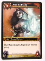WoW: World of Warcraft Cards: MIAS THE PUTRID 251/361 - played