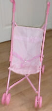 Small Folding Stroller Buggy / Pushchair & Doll