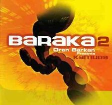 Barkan, Oren Presents Kamura - Baraka 2  GOA PSY CD NEU