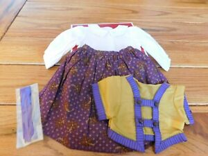 "American Girl CECILE PARLOR OUTFIT for 18/"" Doll Marie-Grace Retired Clothes NEW"