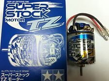 Tamiya RC Model Hop-Up Options. 696 Super Stock TZ R/C Hobby Brushed Motor 53696