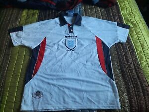 England World Cup shirt 1998