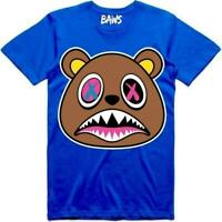 Men's Baws Royal Crazy Baws T-Shirt