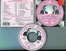 Chicago Rhythm CD Al Turk CHARLEY STRAIGHT 1923-26 2009 canada-import - 26 Tr