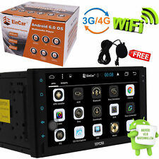 "7"" Touch Android 6.0 3G WIFI Radio 2 DIN GPS Car Stereo Audio MP5 Player Tablet"