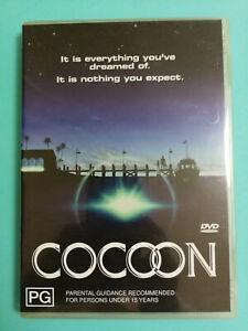 Cocoon DVD PG Alien Drama Adventure VGC