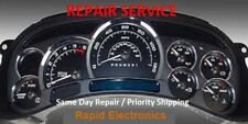 Cadillac Escalade 2003 - 2006 Instrument Gauge Cluster Speedometer IP Repair
