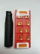Sandvik Schftfräser R390-016B16-11L+ R390-11T308M-PL S40T inkl.19% MwSt.