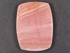 PINK JASPER CABOCHON, 4x26x35mm, more available - see images