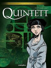 Quintett Gesamtausgabe 1 - Deutsch - Comicplus+ - Comic - NEUWARE