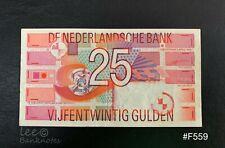 Netherlands Holland - 1989 25 Gulden |  VF