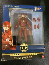 DC Comics Multiverse Signature Collection The Flash 1990's TV