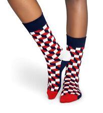 Happy Socks - Socken - blau / weiß / rot - filled optic - 36-40 + 41-46