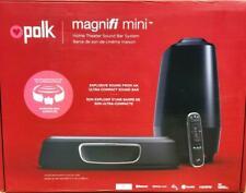 Polk Audio MagniFi Mini Home Theater WiFi Bluetooth Surround Sound Bar System