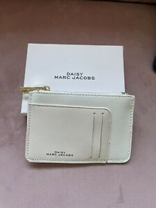Marc Jacobs Daisy Pink & White Card Holder Wallet / Purse Brand New & Boxed 💗