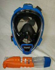 New listing Ocean Reef Aria Qr+ Full Face Snorkel Mask Size S/Md