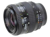Nikon AF Lens Nikkor 35-70mm 3.3-4.5  (Réf#E-137)