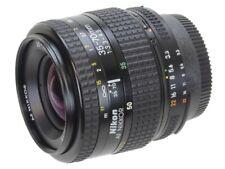 Nikon AF Lens Nikkor 35-70mm 3.3-4.5  (Réf#V-869)