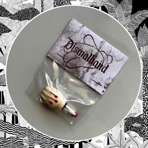 Dismalhand by DMS- Banksy Dismaland Art Bomb Sculpture Artwork Urban Street Art