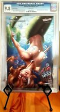 Grimm Fairy Tales M&L #8 (2011) Exclusive NYCC DeBalfo Variant Ltd 500 CGC 9.8!