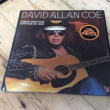 David Allan Coe - Human Emotions -1978 Columbia U.S. L.P