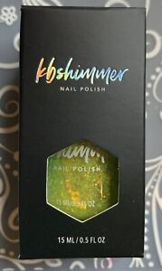 KB Shimmer Nail Polish Something To Taco 'Bout