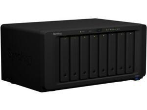Synology 8 bay NAS DiskStation DS1821+ (Diskless)