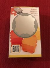 EK Tools Paper Punch, Large, Flourish Square, New Package