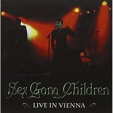 Sex Gang Children - Live in Vienna CD 2010 gothic rock live