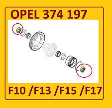 OPEL 374 197 Dichtring Antriebswelle an Getriebe F10 F13 F15 F17 ,90182165 (O57)