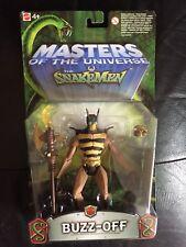 """Masters del Universo vs Snakemen 'Buzz-off """"figura 2003 Mattel Nuevo Y En Caja"""