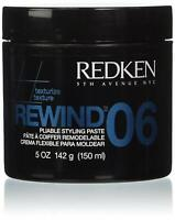 Styling Paste for Men Twists Shapes Texturizes Hair Stays Moist & Flexible 5 oz