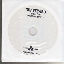 graveyard lights out cd promo