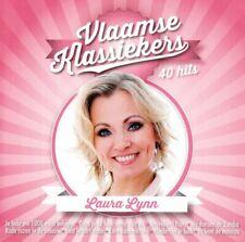 2 CD  -  VLAAMSE KLASSIEKERS LAURA LYNN (NIEUW / NEW / SEALED)