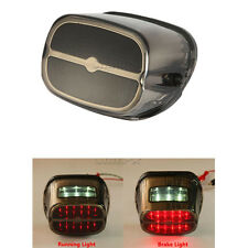 Motorcycle LED Rear Tail Light For Harley Softail Cross Bones Heritage Softail