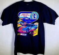 VTG NASCAR 1992 Richard Petty Fan Appreciation Tour T-Shirt XL Black NWOT  NEW