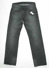 "Levis Hesher ""Smoked Slate"" Jeans 32x34 NWT Retail $98"