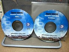 CHERYL SANDERS & CLEO LARUE Minster's Conference 2-CD Homiletics 2007 Ethics