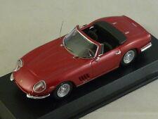 MODEL BEST 9440 - Ferrari 275 GTB Spider rouge métallisé - Steve Mc Queen  1/43