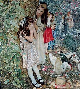 John Lennox / Hide And Seek / Playtime / Childs Play / Australian Art.