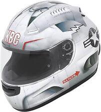 KBC VR1 Turbine Motorcycle Helmet XXL