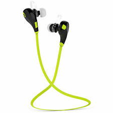 Wireless In-Ear Bluetooth 4.0 Headset Earphones Hd Ready For Gym Running Jogging