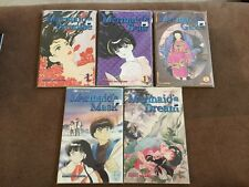 Mermaid's Dream / Mask 1-3 Promise / Gaze / Scar #1-4 VIZ SELECT COMICS 18 LOT
