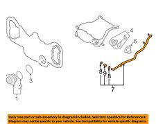 SUBARU OEM 05-09 Outback 3.0L-H6 Water Pump-Return Pipe 14165AA021