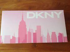 ⭐ ⭐ DKNY DONNA KARAN NEW YORK ⭐ Rosa e Bianche Skyline Asciugamano ⭐ PROFUMO