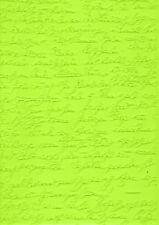 Prägefolder Embossing-Schablone Prägeschablone Alte Schrift-2 klein efco 4254068